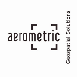 mark for AEROMETRIC GEOSPATIAL SOLUTIONS, trademark #85181919