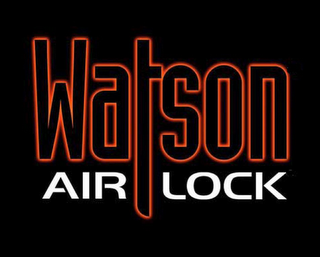 mark for WATSON AIR LOCK, trademark #85183367