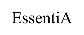 mark for ESSENTIA, trademark #85183753