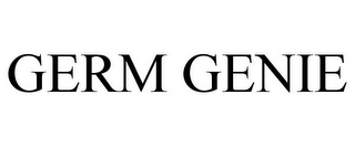 mark for GERM GENIE, trademark #85183837