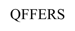 mark for QFFERS, trademark #85184264