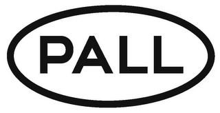 mark for PALL, trademark #85184349