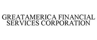 mark for GREATAMERICA FINANCIAL SERVICES CORPORATION, trademark #85184547