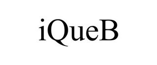 mark for IQUEB, trademark #85185413