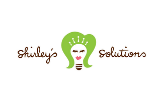 mark for SHIRLEY'S SOLUTIONS, trademark #85185709