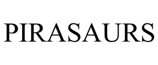mark for PIRASAURS, trademark #85186331