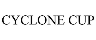 mark for CYCLONE CUP, trademark #85186426
