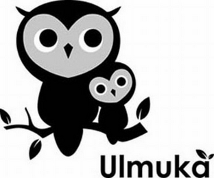 mark for ULMUKA, trademark #85186813