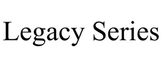 mark for LEGACY SERIES, trademark #85186887