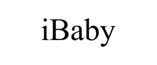 mark for IBABY, trademark #85189286