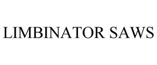 mark for LIMBINATOR SAWS, trademark #85189842