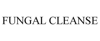 mark for FUNGAL CLEANSE, trademark #85190256