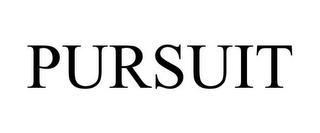 mark for PURSUIT, trademark #85190921