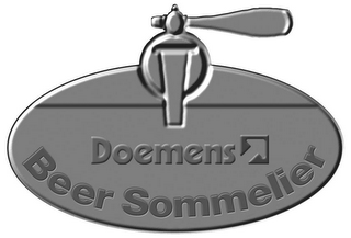 mark for DOEMENS BEER SOMMELIER, trademark #85191030