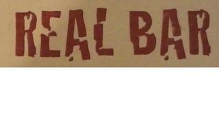 mark for REAL BAR, trademark #85191732