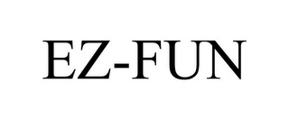 mark for EZ-FUN, trademark #85193947