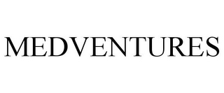 mark for MEDVENTURES, trademark #85195685