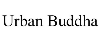 mark for URBAN BUDDHA, trademark #85196802
