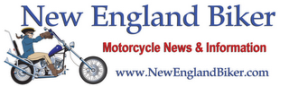 mark for NEW ENGLAND BIKER MOTORCYCLE NEWS & INFORMATION WWW.NEWENGLANDBIKER.COM, trademark #85196935