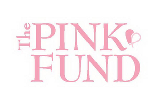 mark for THE PINK FUND, trademark #85197328