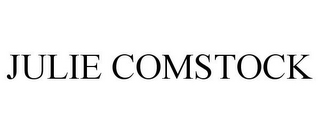mark for JULIE COMSTOCK, trademark #85197401