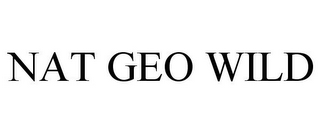 mark for NAT GEO WILD, trademark #85197516