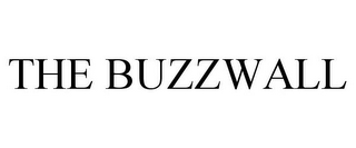 mark for THE BUZZWALL, trademark #85199038