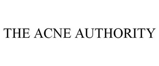 mark for THE ACNE AUTHORITY, trademark #85199943
