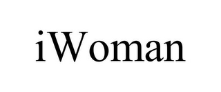 mark for IWOMAN, trademark #85200127