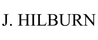 mark for J. HILBURN, trademark #85200720