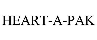 mark for HEART-A-PAK, trademark #85200929