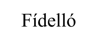 mark for F?DELL?, trademark #85201957