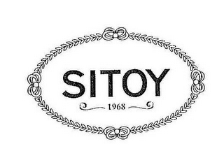 mark for SITOY 1968, trademark #85202047