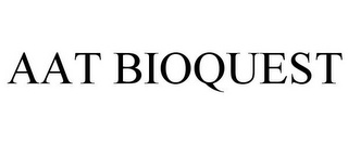 mark for AAT BIOQUEST, trademark #85202174