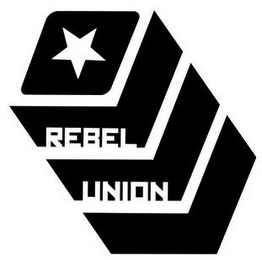 mark for REBEL UNION, trademark #85202317