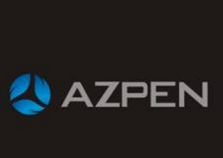mark for AZPEN, trademark #85202397
