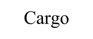 mark for CARGO, trademark #85202418