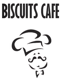 mark for BISCUITS CAFE, trademark #85203881