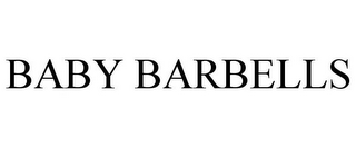 mark for BABY BARBELLS, trademark #85203895