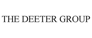 mark for THE DEETER GROUP, trademark #85205098