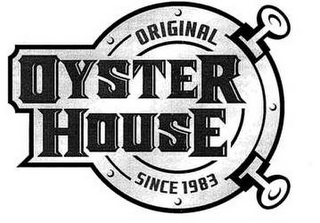 mark for ORIGINAL OYSTER HOUSE SINCE 1983, trademark #85205150