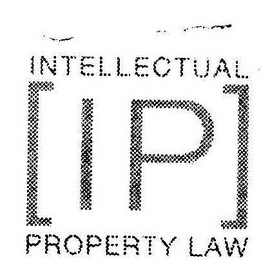 mark for INTELLECTUAL PROPERTY LAW [IP], trademark #85205240