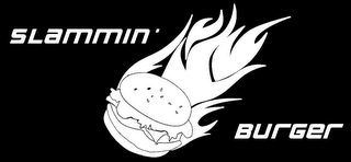 mark for SLAMMIN' BURGER, trademark #85205513