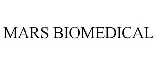 mark for MARS BIOMEDICAL, trademark #85207810
