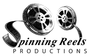 mark for SPINNING REELS PRODUCTIONS, trademark #85207846