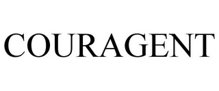 mark for COURAGENT, trademark #85207950