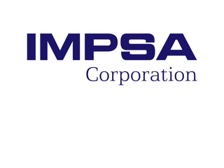 mark for IMPSA CORPORATION, trademark #85208510