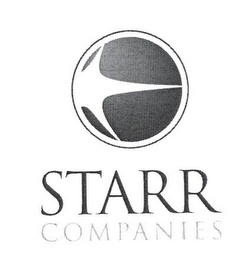 mark for STARR COMPANIES, trademark #85210085