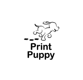 mark for PRINT PUPPY, trademark #85210648