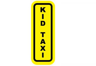 mark for KID TAXI, trademark #85211069